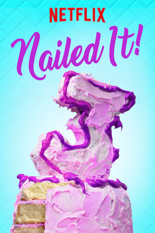 Cover of the Season 3 of Nailed It!