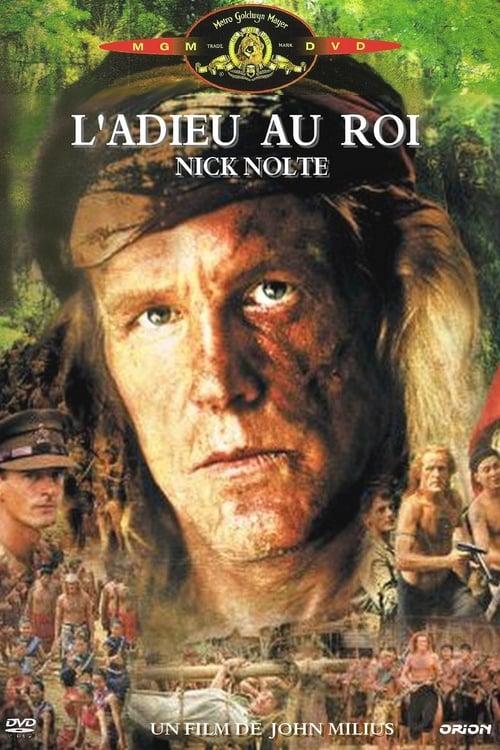 L'Adieu Au Roi -  Farewell To The King - 1989