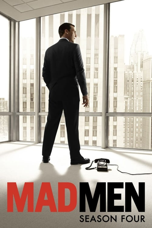 Cover of the Season 4 of Mad Men
