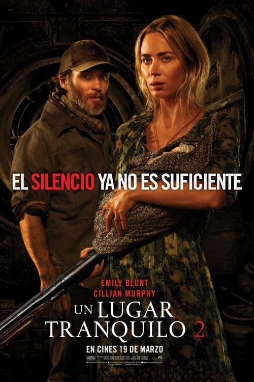 Un lugar tranquilo: Parte 2 (2020) Repelisplus Ver Ahora Películas Online Gratis Completas en Español y Latino HD