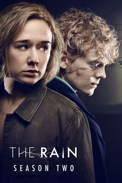 Cover of the Season 2 of The Rain