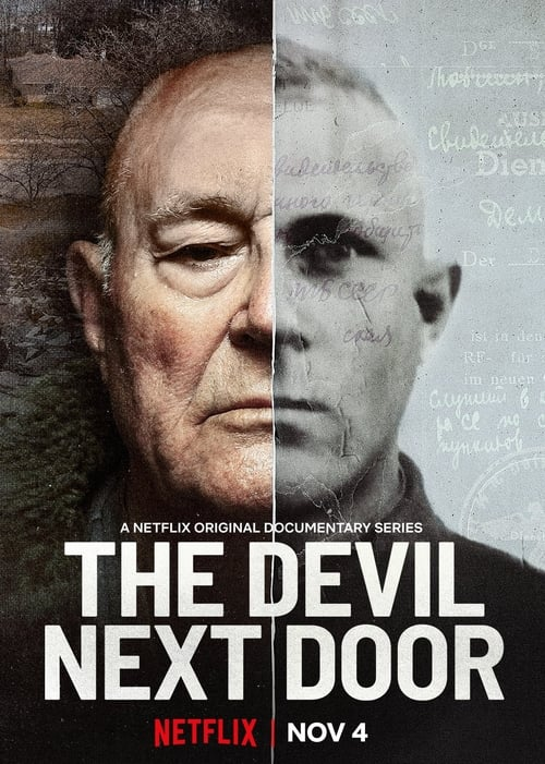 Cover of the Season 1 of The Devil Next Door