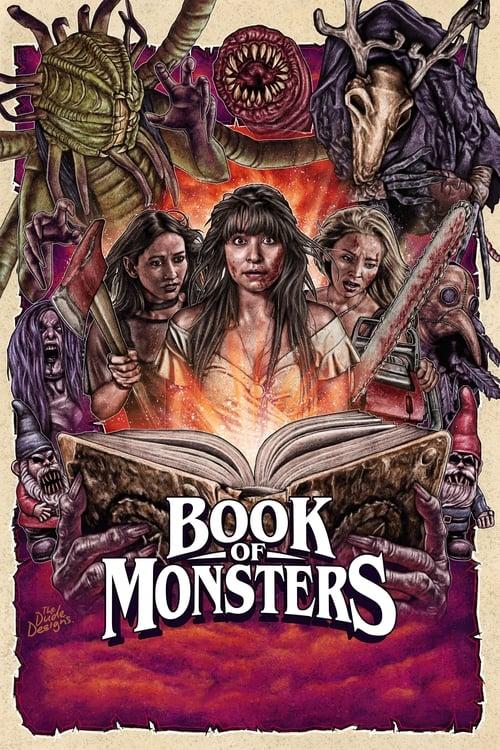 watch Book of Monsters full movie online stream free HD