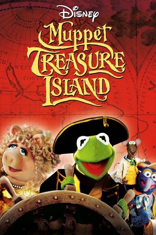 Muppet Treasure Island (1996) PHIM ĐẦY ĐỦ [VIETSUB]