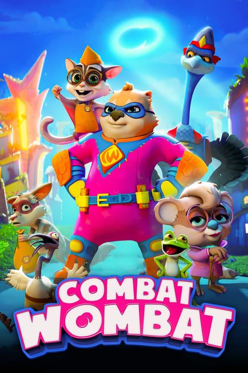 Vombate ao Combate 2020 - Dual Áudio / Dublado BluRay 1080p FULL HD