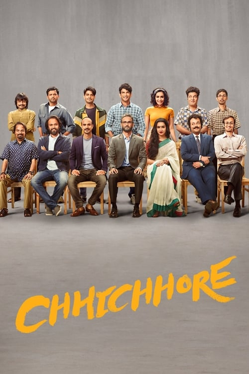 Play - Chhichhore (2019) HD 720p 1080p With English Subtitles - FullDownload