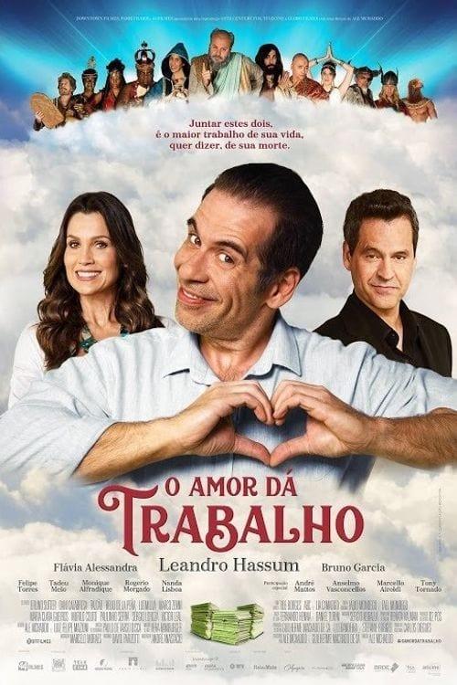 O Amor Dá Trabalho (2019) Poster