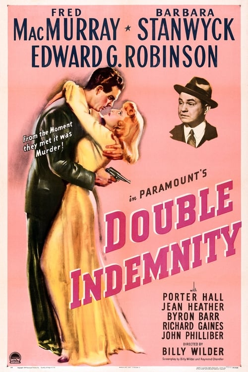 Watch Double Indemnity Online