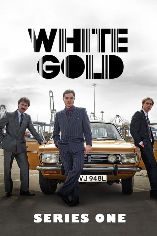 Cover of the Series 1 of White Gold