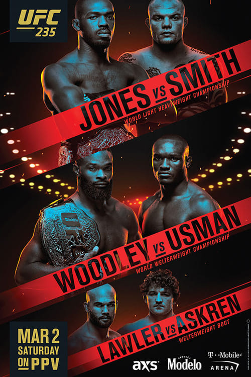 watch UFC 235: Jones vs. Smith full movie online stream free HD