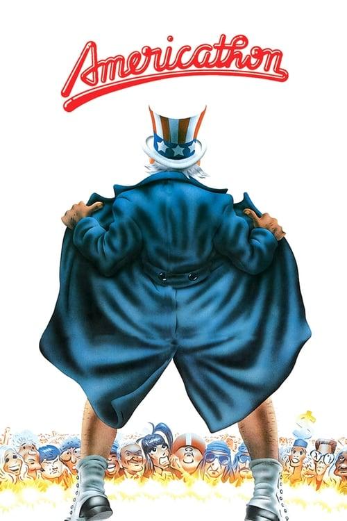 Americathon (1979) Film complet HD Anglais Sous-titre