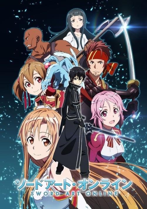 Cover of the Season 1 of Sword Art Online