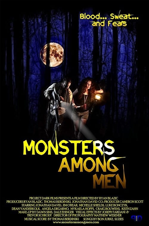 watch Monsters Among Men full movie online stream free HD