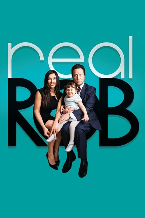 Cover of the Season 1 of Real Rob