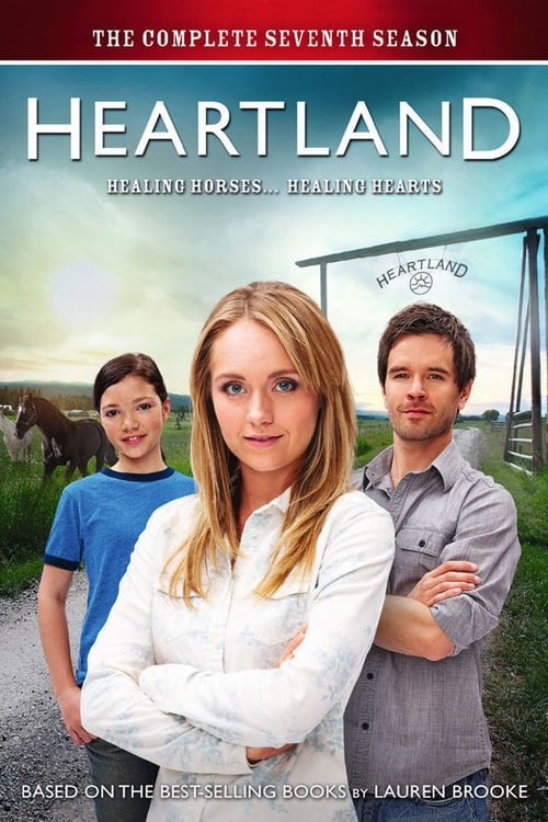 Cover of the Season 7 of Heartland