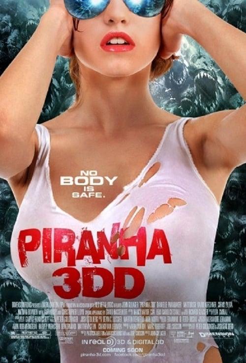 Piranha 3DD