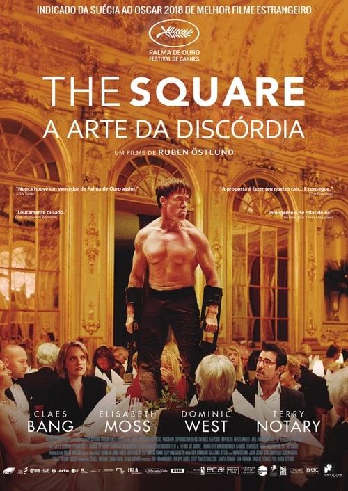 The Square: A Arte da Discórdia (2017) PelículA CompletA 1080p en LATINO espanol Latino