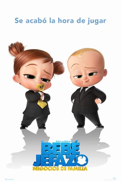 El bebé jefazo: Negocios de familia (2021) Repelisplus Ver Ahora Películas Online Gratis Completas en Español y Latino HD