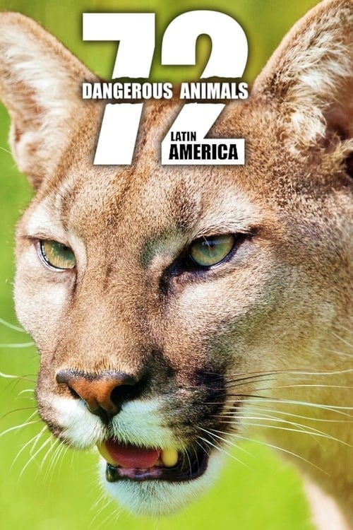 Cover of the Season 1 of 72 Dangerous Animals: Latin America