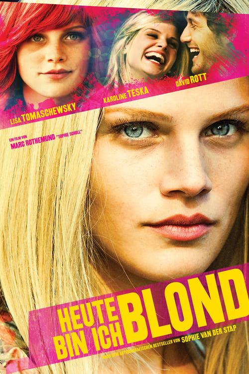Dnes som blondínka