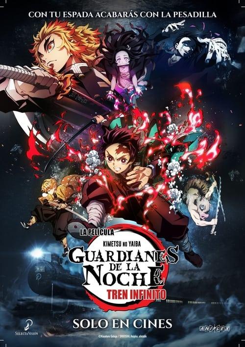 Guardianes de la Noche: Tren infinito (2020) Repelisplus Ver Ahora Películas Online Gratis Completas en Español y Latino HD