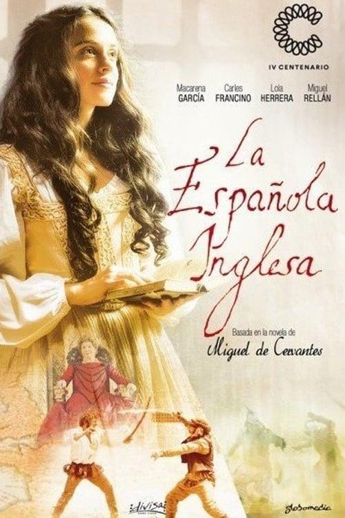 La española inglesa (2015) Poster