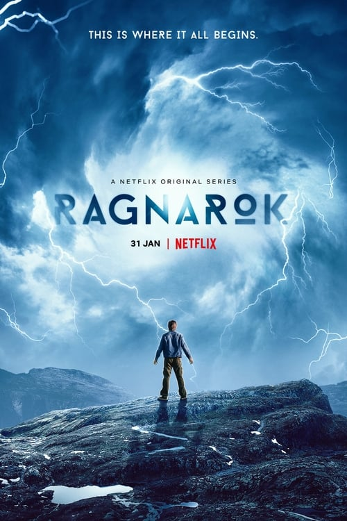 Cover of the Season 1 of Ragnarok