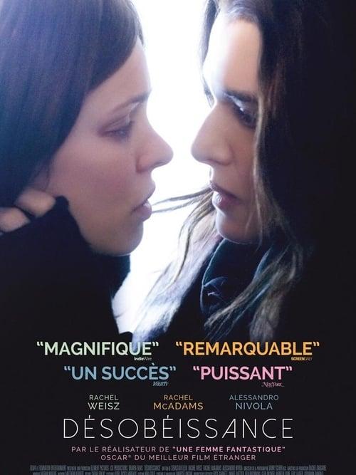 Désobéissance (2017) Film complet HD Anglais Sous-titre