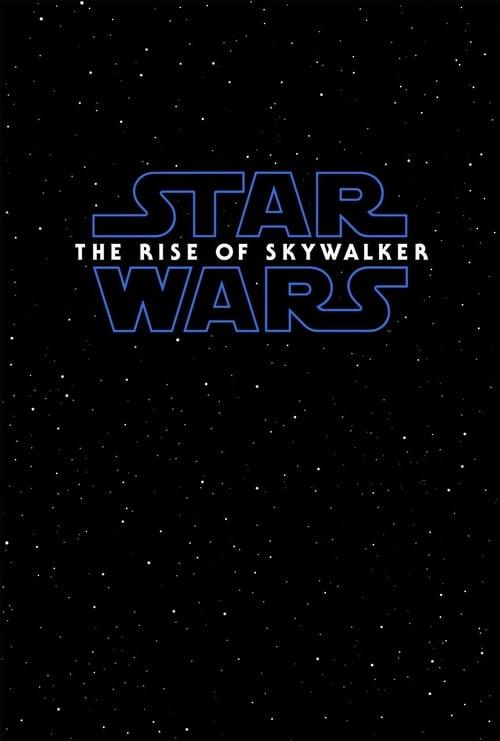 Poster för Star Wars: The Rise of Skywalker