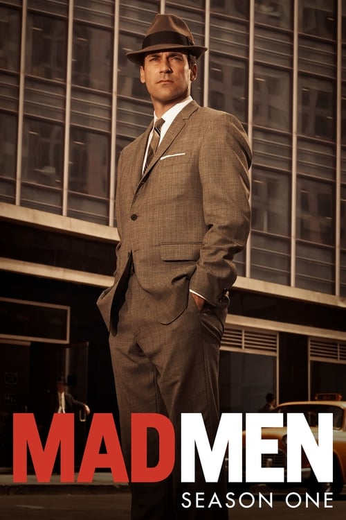 Cover of the Season 1 of Mad Men