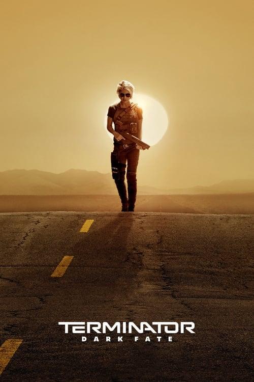 Poster för Terminator: Dark Fate