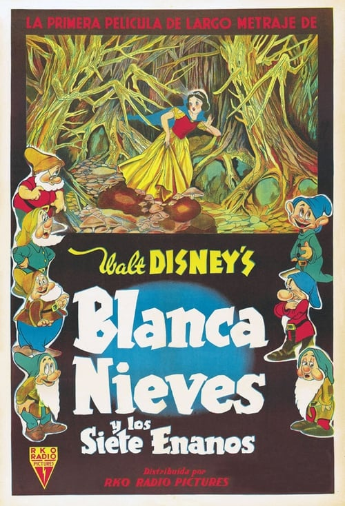 Blancanieves y los siete enanitos (1937) Repelisplus Ver Ahora Películas Online Gratis Completas en Español y Latino HD
