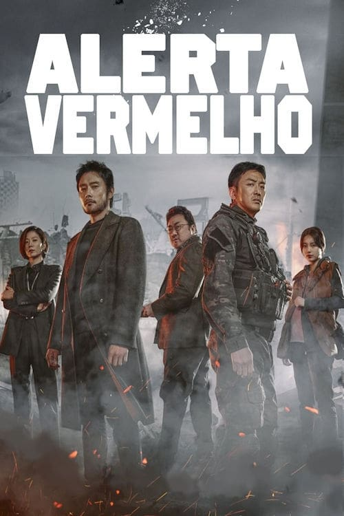 Alerta Vermelho 2021 - Dual Áudio / Dublado BluRay 720p   1080p FULL HD Download