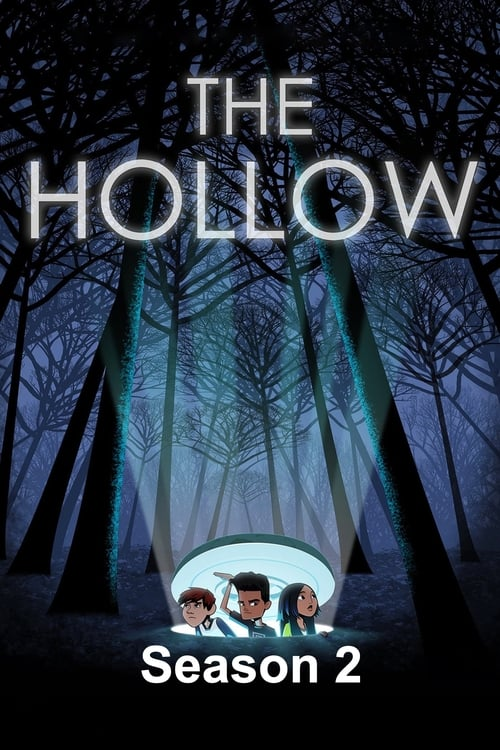 Cover of the Season 2 of The Hollow