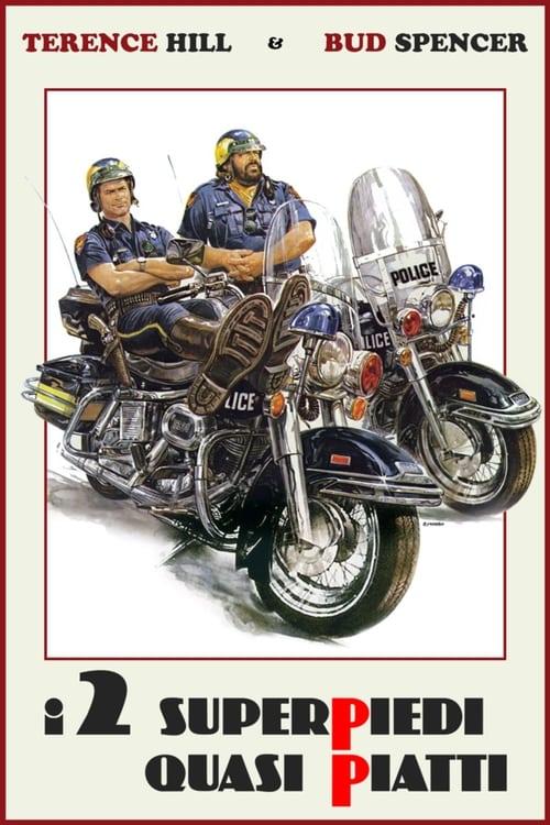 I due superpiedi quasi piatti (1977) Watch Full Movie Streaming Online