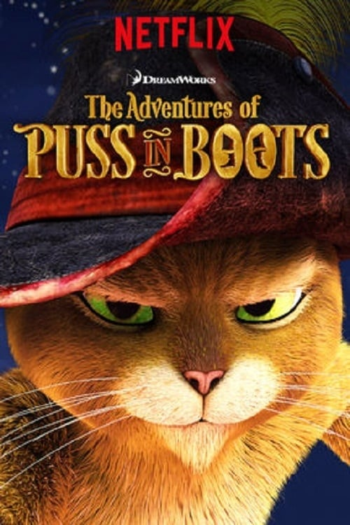 Cover of the Season 5 of The Adventures of Puss in Boots
