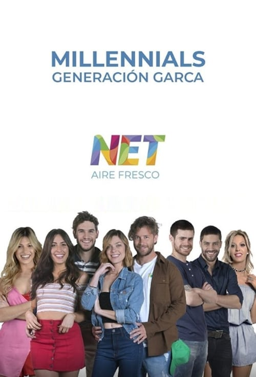 Cover of the Season 2 of Millennials