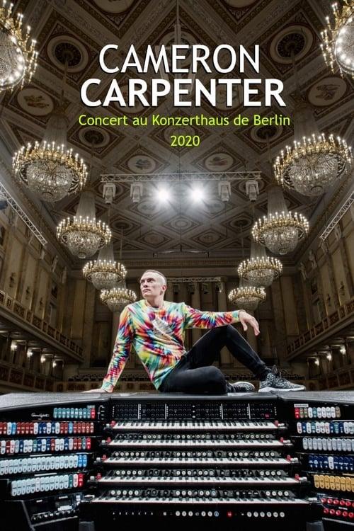 Cameron Carpenter au Konzerthaus de Berlin
