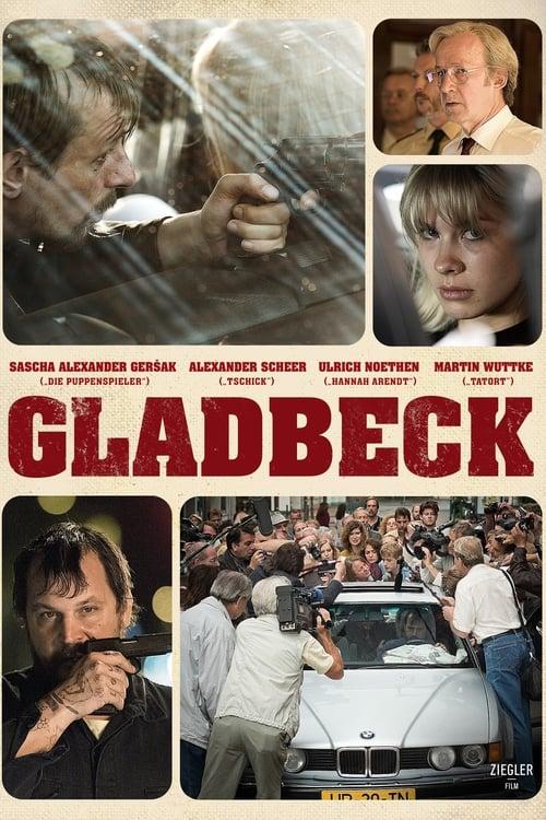 Gladbeck : Un Hold-Up Sans Précédent (2018) Poster