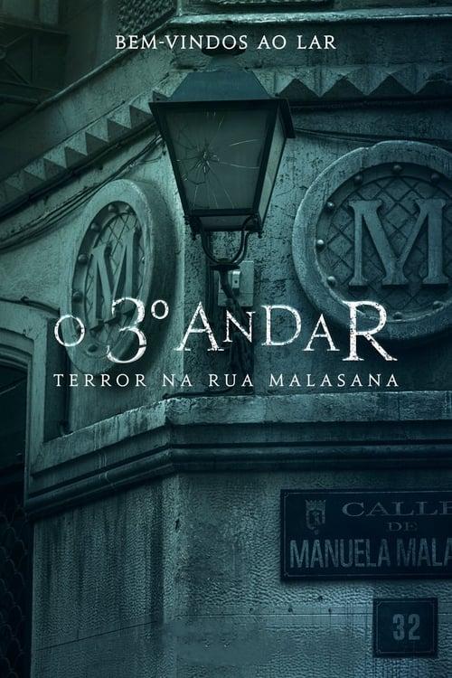 O 3º Andar: Terror na Rua Malasaña 2021 - Dual Áudio / Dublado BluRay 1080p