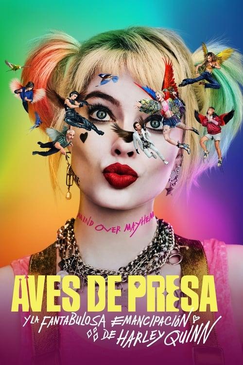 Aves de Presa (y la Fantabulosa Emancipación de Harley Quinn) (2020) Repelisplus Ver Ahora Películas Online Gratis Completas en Español y Latino HD