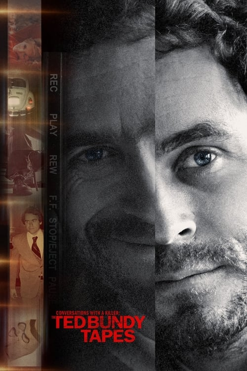 Cover of the Season 1 of Conversations with a Killer: The Ted Bundy Tapes