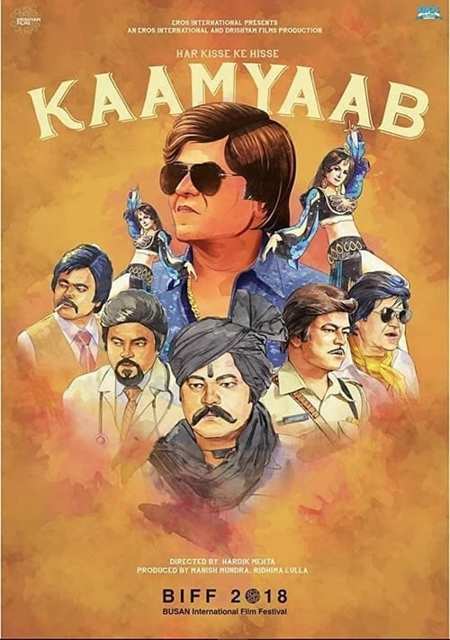 Kaamyaab 2020 Hindi Movie Pre-DVDRip 700MB