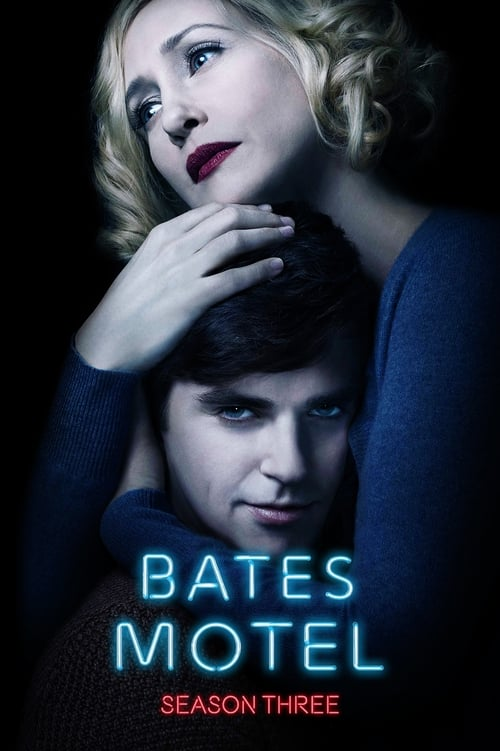Cover of the Season 3 of Bates Motel