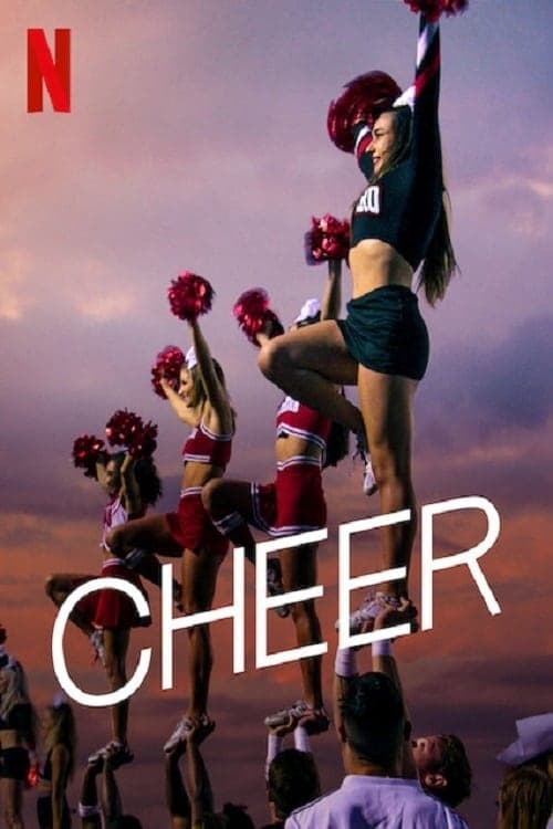 Cover of the Season 1 of Cheer