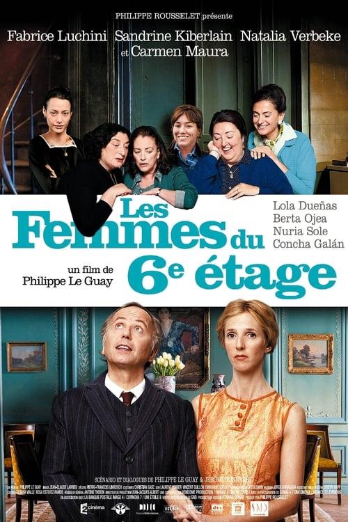 Les Femmes du 6e étage (2010) Film complet HD Anglais Sous-titre