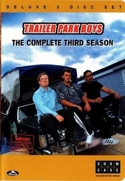 Cover of the Season 3 of Trailer Park Boys