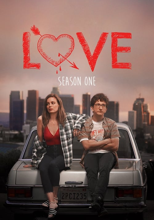 Cover of the Season 1 of Love