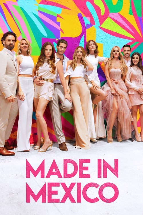 Cover of the Season 1 of Made in Mexico