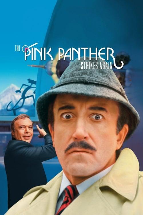 Ružový panter opäť zasahuje